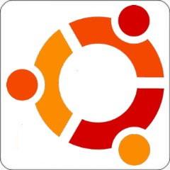 Tasten-Sticker - ubuntu