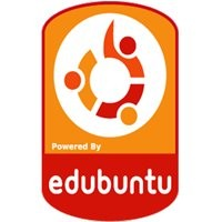 Notebook-Sticker - Edubuntu