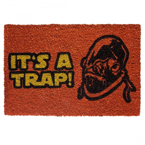 Fußmatte It's a Trap