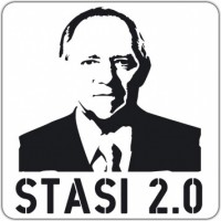 Tasten-Sticker - Stasi 2.0
