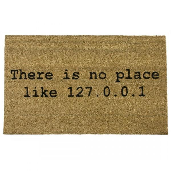 Fußmatte No Place - 127.0.0.1