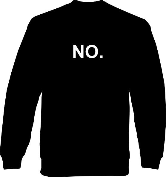 Sweat-Shirt - NO.