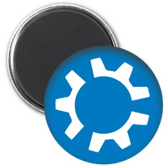 Magnet - kubuntu Logo