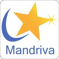 Notebook-Sticker - Mandriva