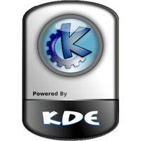 Notebook-Sticker - KDE New Style