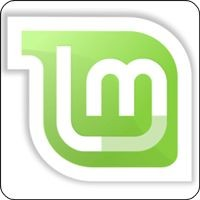 Tasten-Sticker - Linux Mint