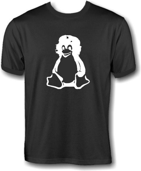 T-Shirt - Tux Guevara