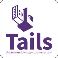 Notebook-Sticker - Tails