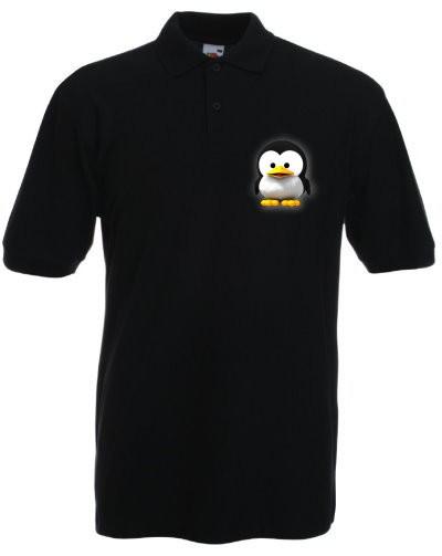 Polo-Shirt - Baby Tux