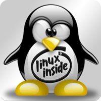 Notebook-Sticker - Linux inside Nr.3