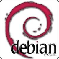 Maxi-Sticker - Debian