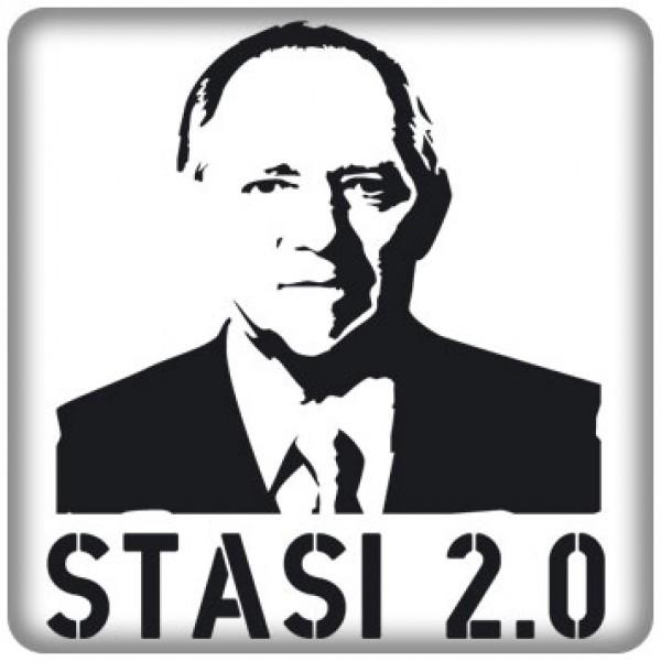 PC-Sticker - Stasi 2.0