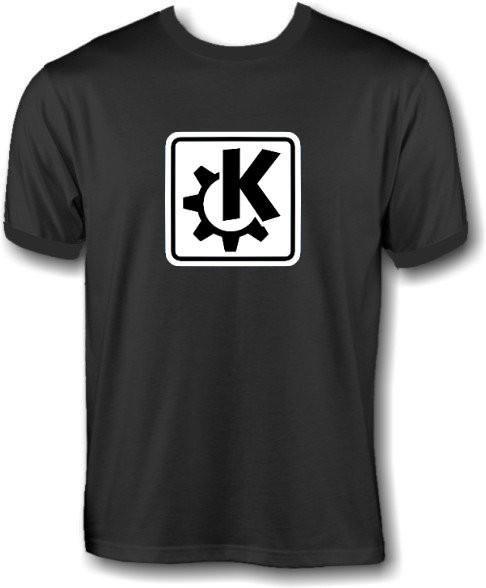T-Shirt - KDE Logo