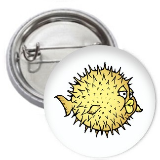 Ansteckbutton - OpenBSD