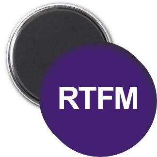 Magnet - RTFM