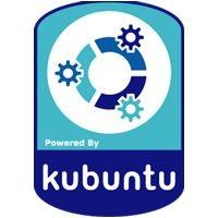 Notebook-Sticker - kubuntu Style