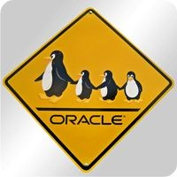 Notebook-Sticker - Oracle