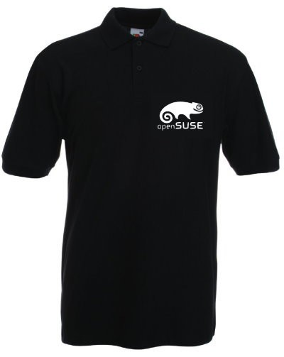 Polo-Shirt - openSUSE