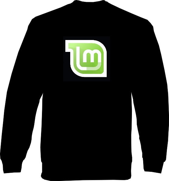 Sweat-Shirt - Linux Mint